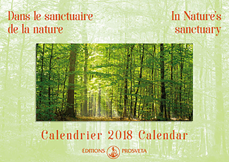 Calendar 2018: 'In Nature's sanctuary'