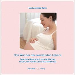 Broschüre Schwangerschaft bewusst erleben